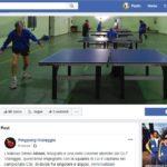 """Ping-Pong Viareggio """"sbarca"""" su Facebook"""